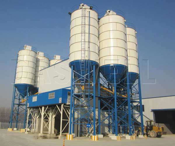 Cement Silo for Concrete Batching Plant