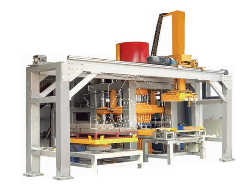 Automatic Bidirectional Hydraulic Press Machine