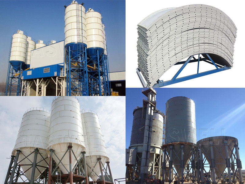 Cement Silo for Sale in Daswell