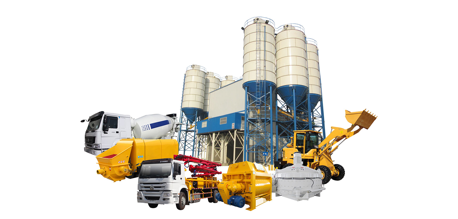 Concrete Machinery for Sale in Daswell
