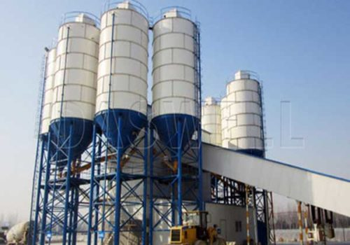 Daswell Cement Silo for Sale