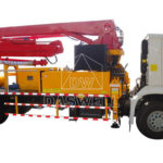 Truck Mounted Concrete Pump for Sale