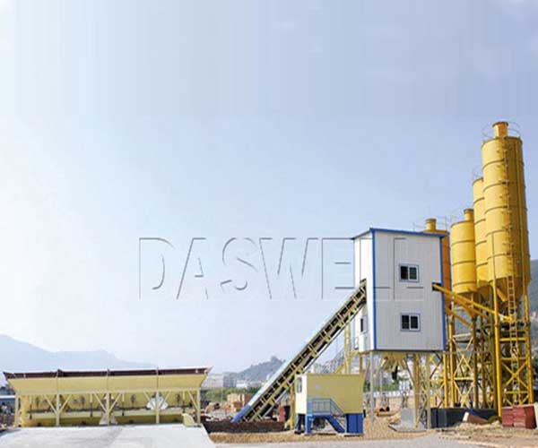 Daswell Modular Type Concrete Batching Plant