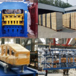 Fully Automatic Brick Making Machine for Sale in India