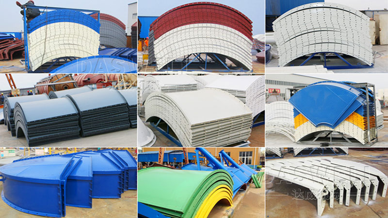 Tablet Type Cement Silo