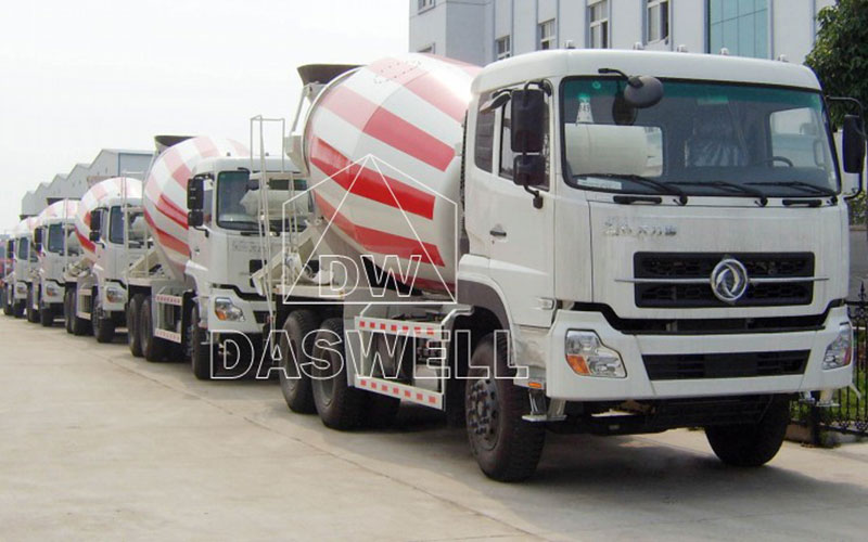 Buy Small Concrete Transit Mixer for Sale at Best Price