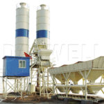 Skip Hopper Concrete Batching Plant