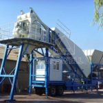 Portable Concrete Batch Plant for Sale